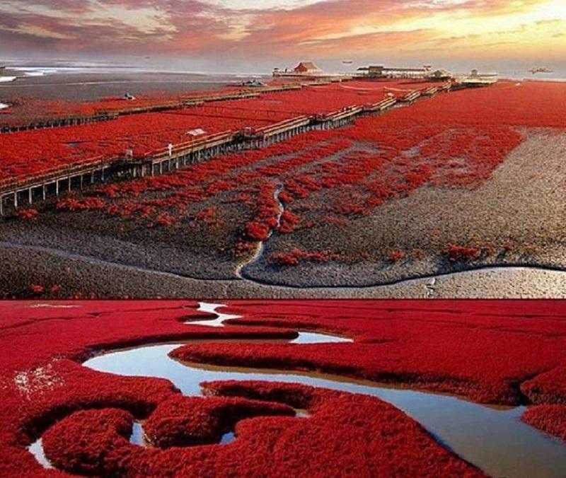 самые невероятные места на земле фото готовится