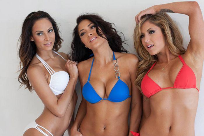 Сексуальные девушки в купальниках фото 75058 фотография
