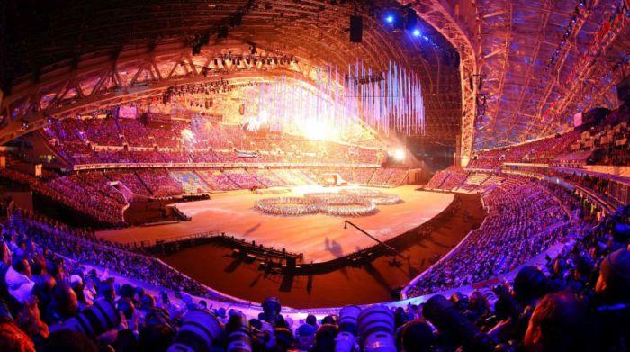 закрытие зимней олимпиады 2014