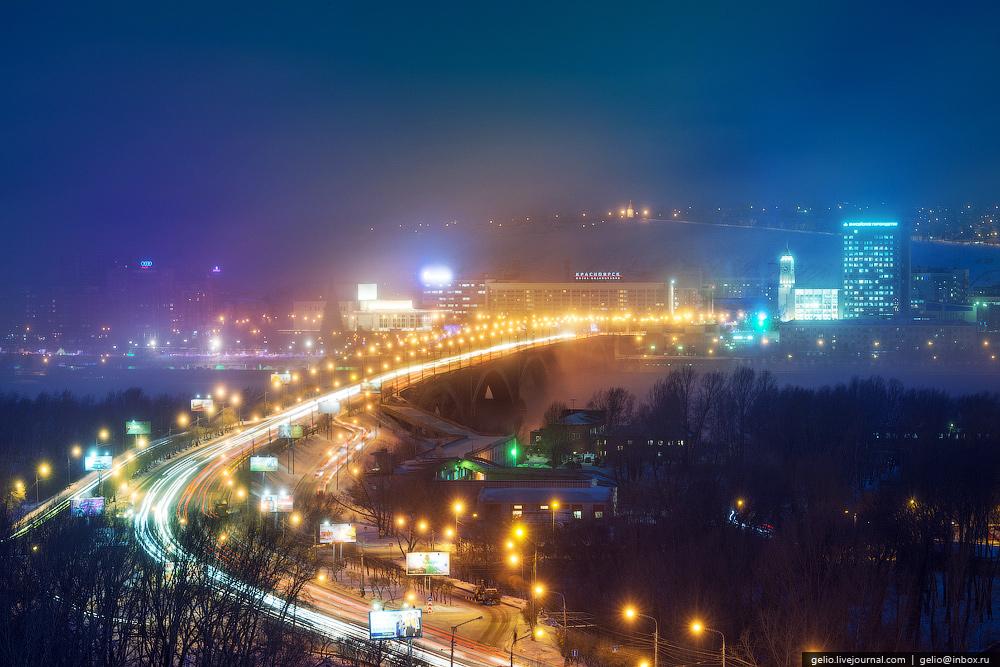 запросу букет красноярск фото города зимой серябкина