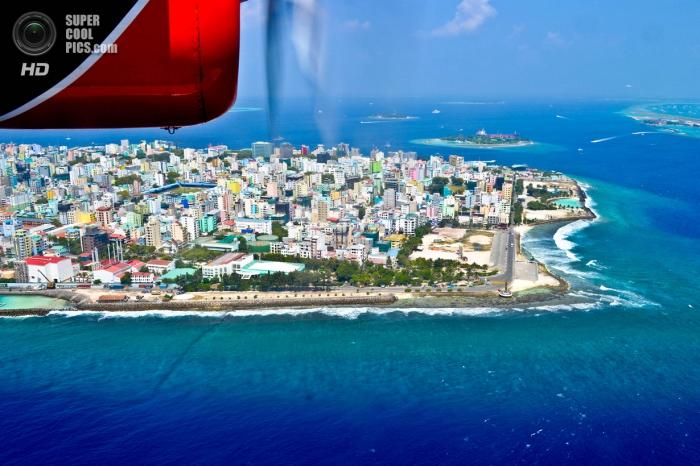 Самые густонаселённые острова в мире