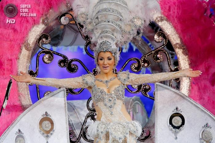 Королева карнавала