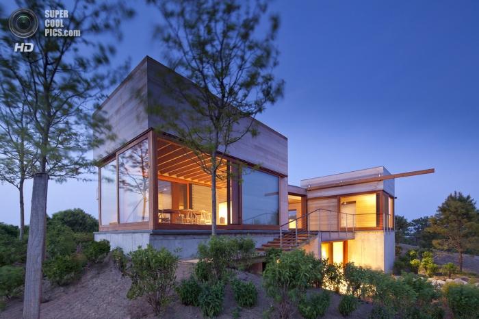 Частный дом Island House