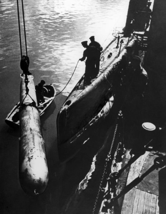 История Черноморского флота