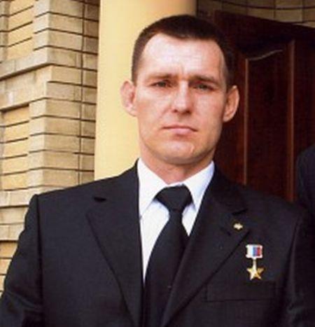 Герой России - Юрий Сорокин