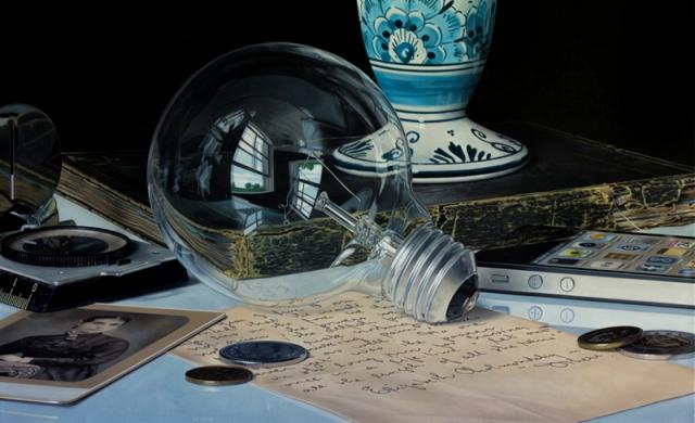 Реалистичные картины Джейсона де Граафа