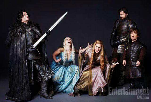 Актеры сериала «Игра престолов» о фанатах