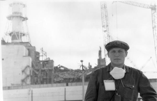 Чернобыльская катастрофа глазами очевидца