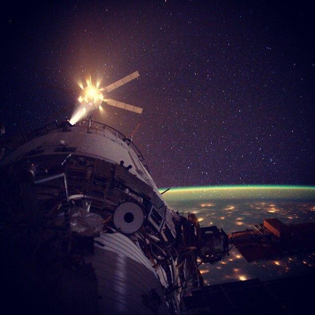 Красивые фотографии Роскосмоса