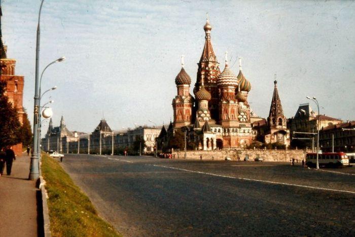 Москва 1970 года