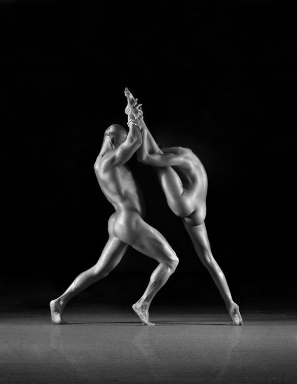 Life is short dance naked in the rain as much as possible