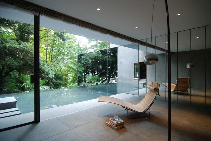 Жилой комплекс на деревьях от Hiroshi Nakamura & NAP