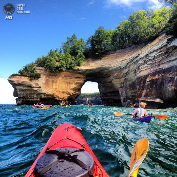 лучшие фотографии Фонда национальных парков