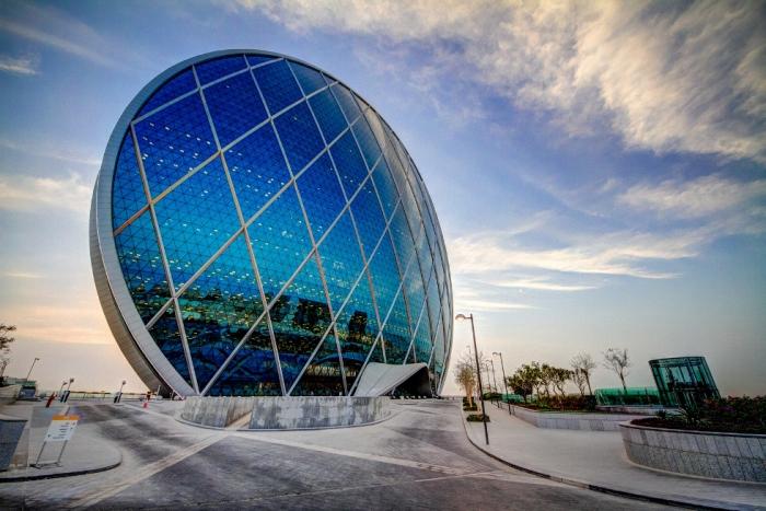 Aldar Properties в Абу-Даби