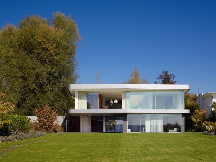 Дом с видом на Боденское озеро
