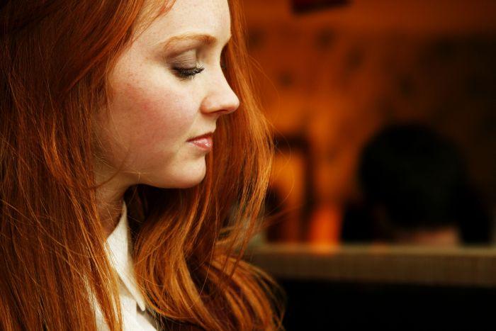 Красотки с рыжими волосами фото 557-951