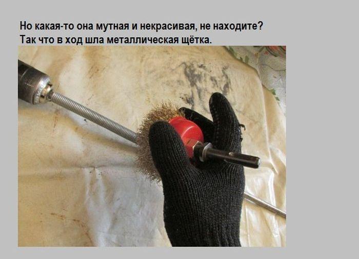 Кольчуга своими руками - 9