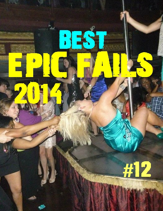 BEST EPIC FAIL /Win Compilation/ FAILS June 2014 #19