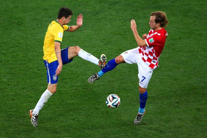 Лучшие фото с ЧМ по футболу