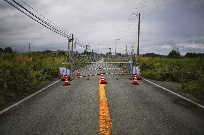 Мертвый город вокруг Фукусима-1 - 3