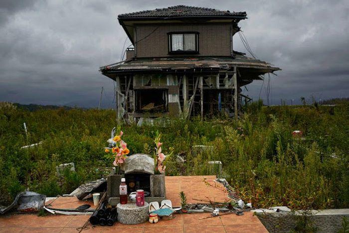 Мертвый город вокруг Фукусима-1 - 10