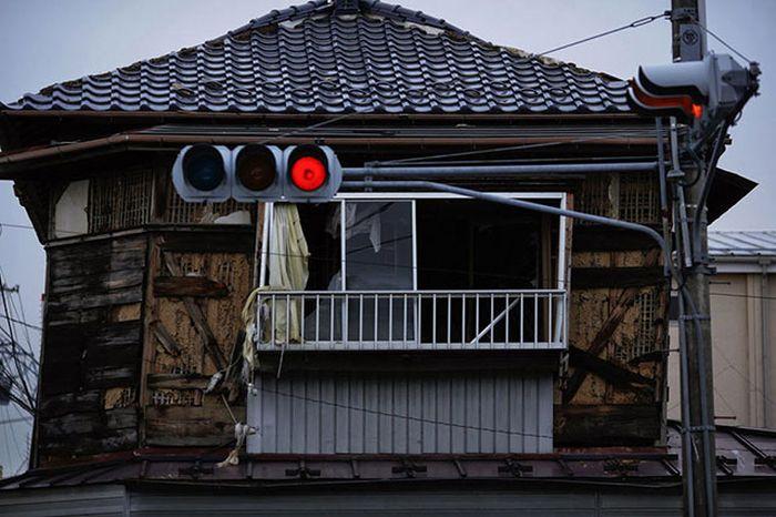 Мертвый город вокруг Фукусима-1 - 2
