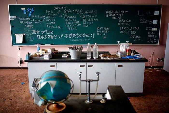 Мертвый город вокруг Фукусима-1 - 9