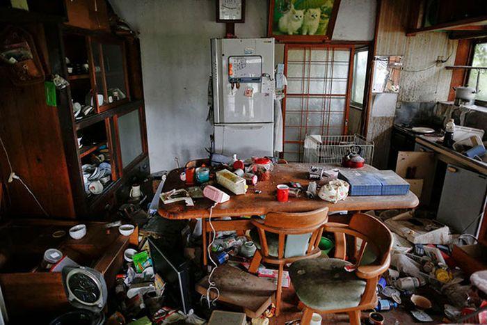 Мертвый город вокруг Фукусима-1 - 6