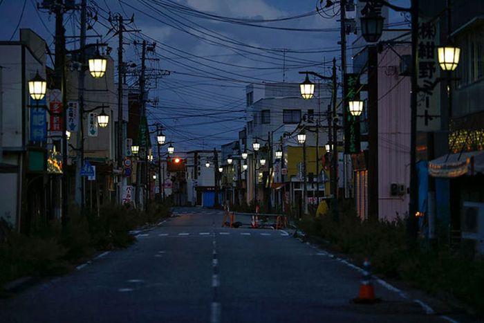 Мертвый город вокруг Фукусима-1 - 15