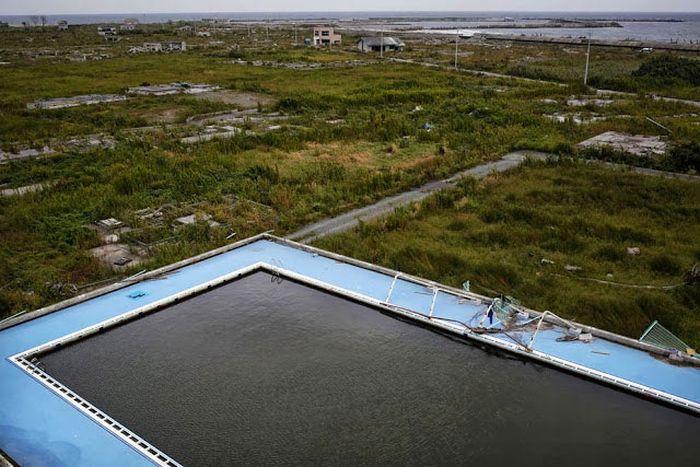 Мертвый город вокруг Фукусима-1 - 22