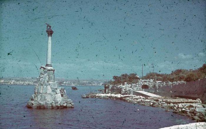 Крым во время Великой Отечественной войны