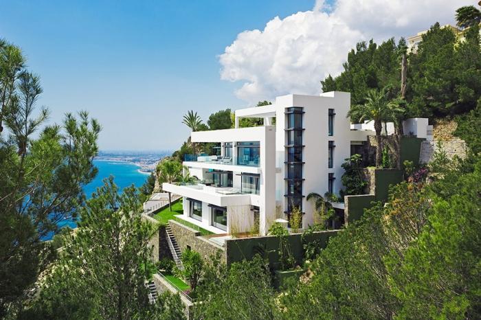 Шикарная средиземноморская вилла