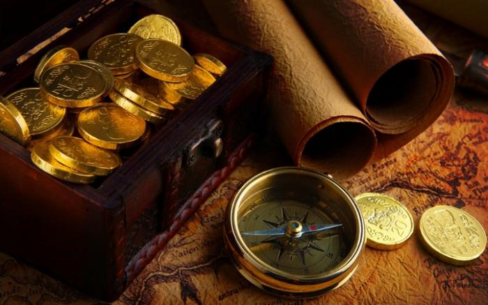 Сокровища которые еще предстоит найти