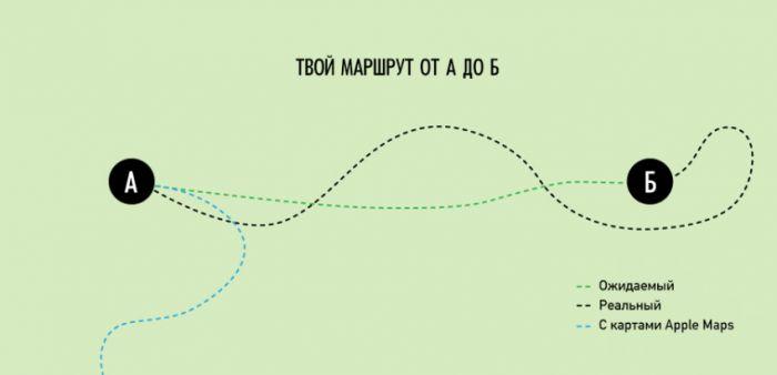 инфографики о нашей жизни - 16