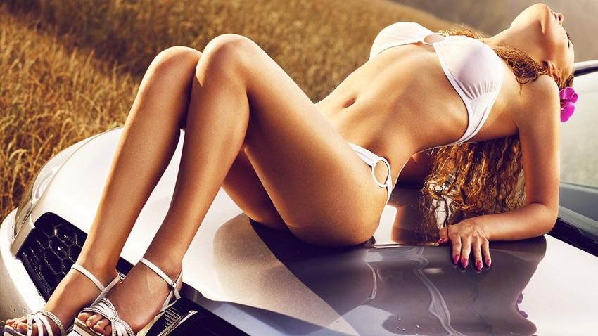 Фотообои красивых голых девушек
