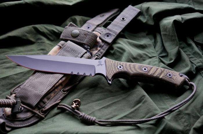 Русские боевые ножи