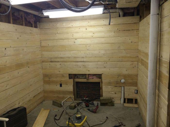 Своими руками комната в гараже