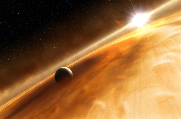 Новые астрономические открытия