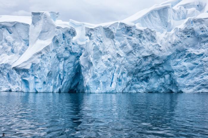 пейзажи Антарктиды