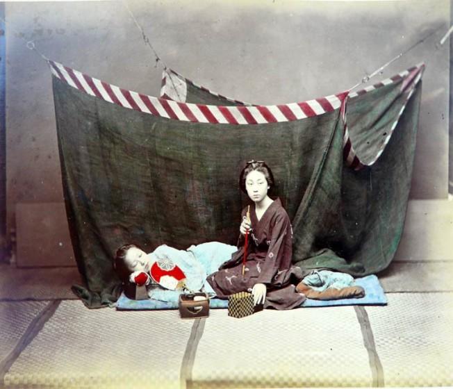 Фотографии Японии 19 века