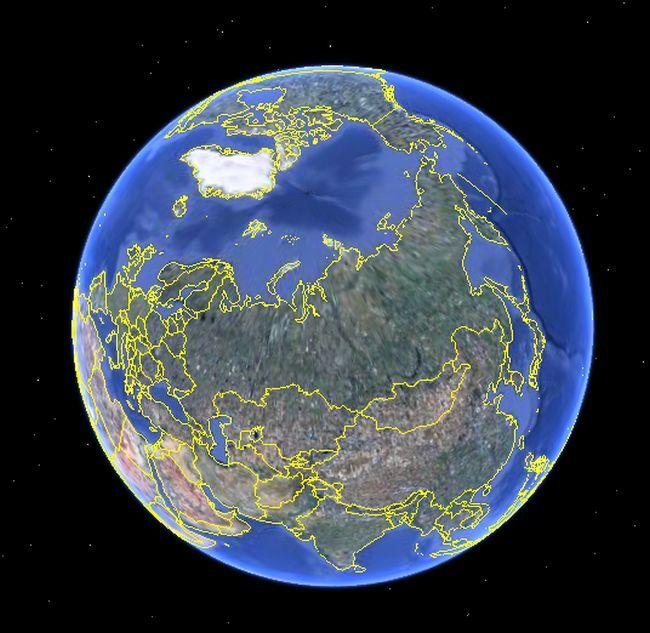 факты о картах Google