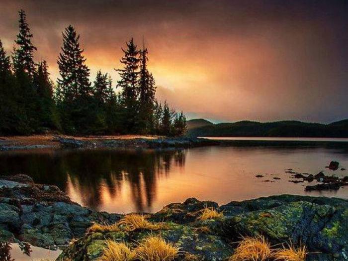 Красивейшие пейзажи нашей планеты