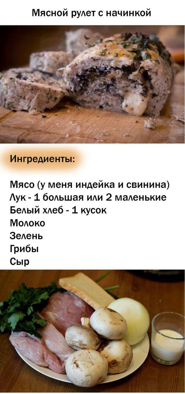 Мясной рецепт классический пошаговый рецепт