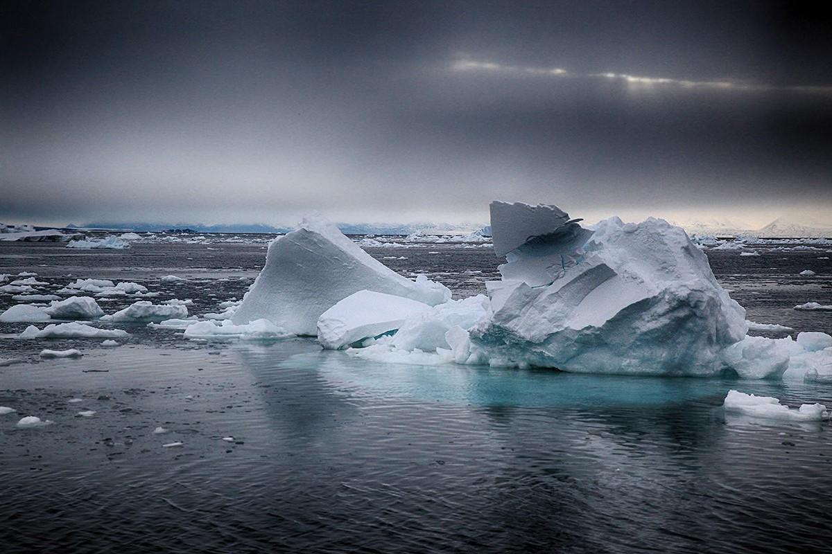 Антарктида с картинками