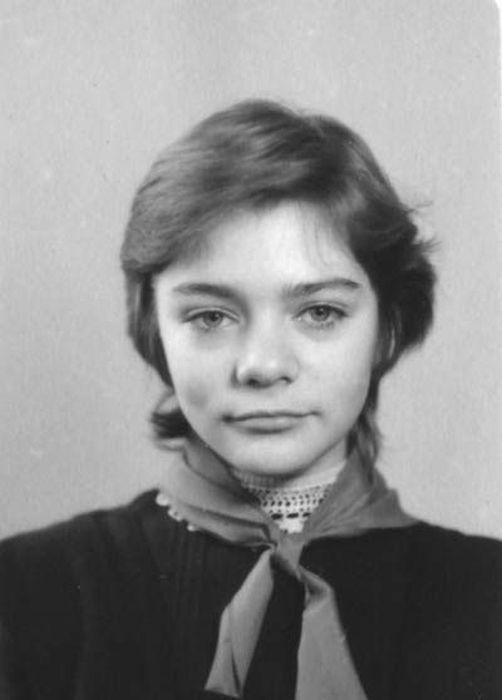 Наталья Мурашкевич - тогда и сейчас