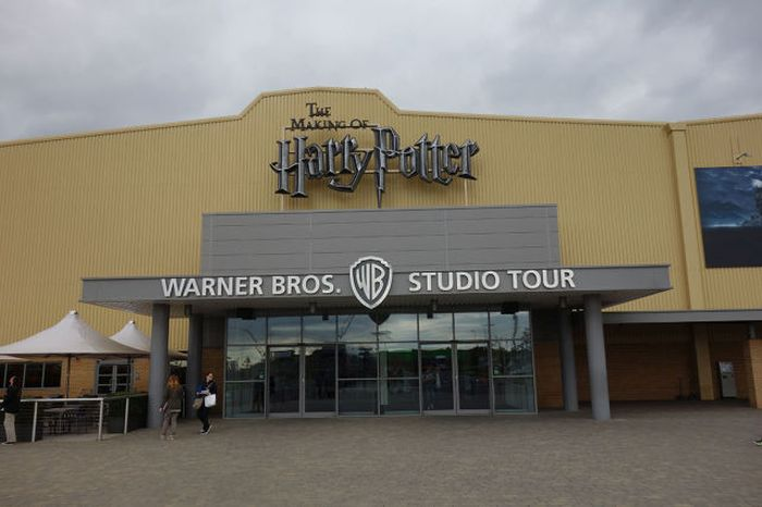Студия где снимали «Гарри Поттера»
