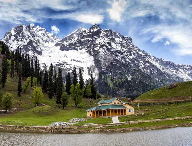 Пейзажи Кашмира
