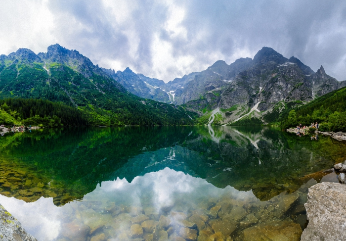 Красивейшие озера в мире