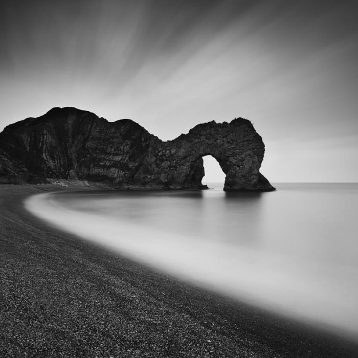 Чёрно-белые фото Гэвина Данбара