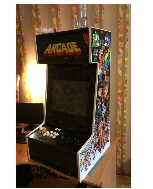 Игровой автомат своими руками фото
